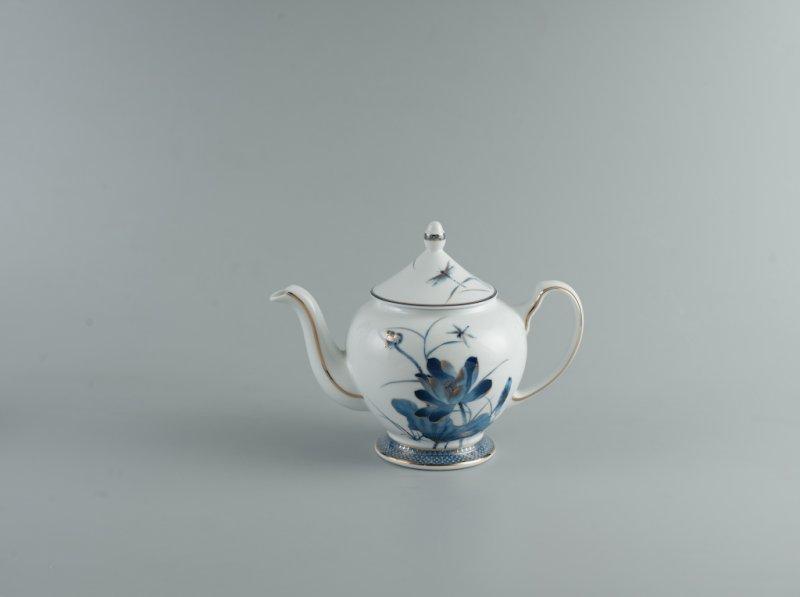 Bình trà 0.8l SEN VÀNG