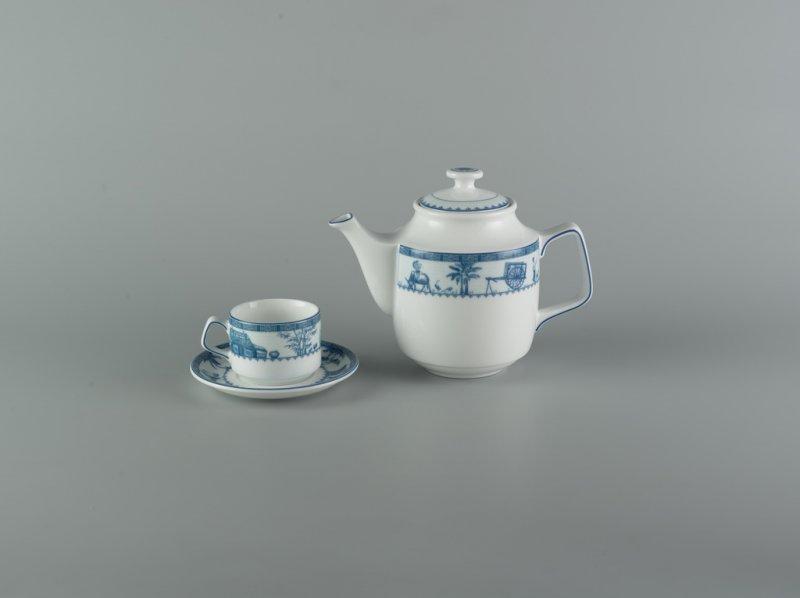 Bộ trà 1.1l THÔN DÃ