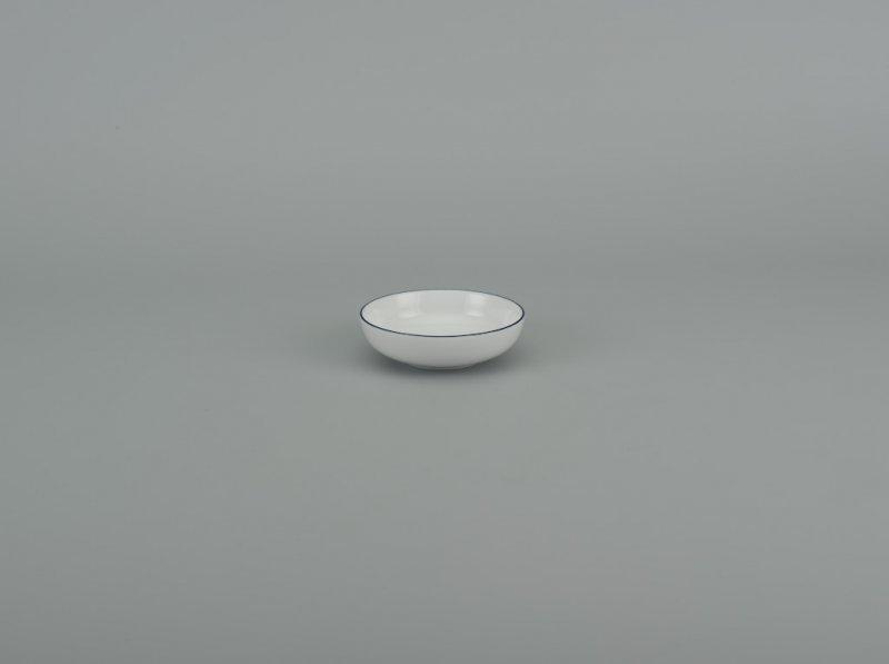 Chén chấm 9cm CHỈ XANH DƯƠNG