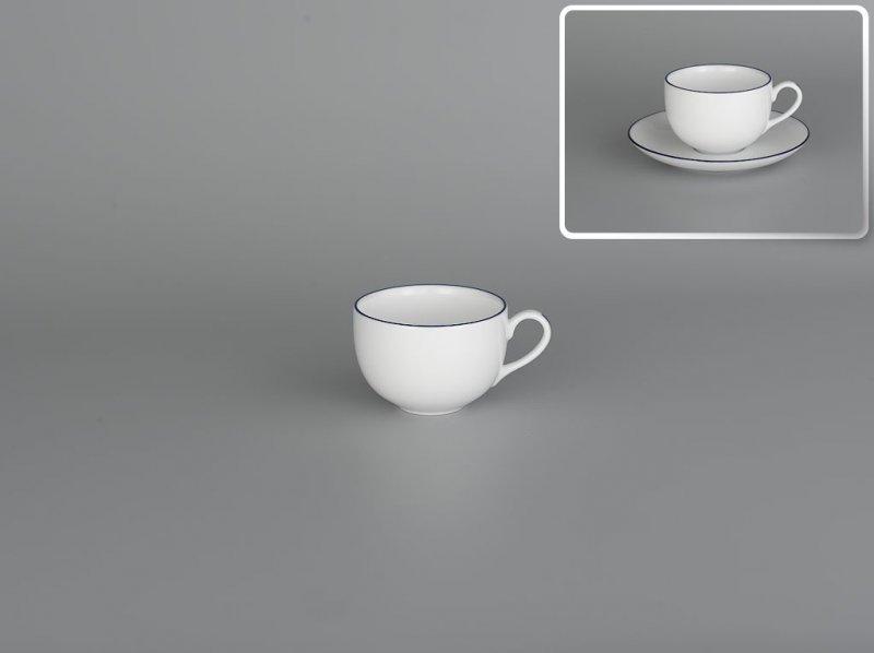 Tách trà 0.11l CHỈ XANH DƯƠNG