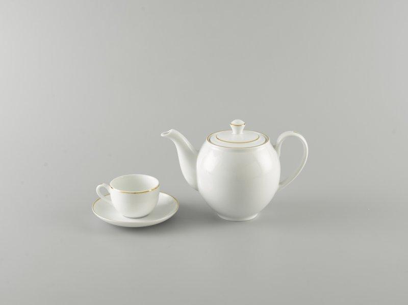 Bộ trà 0.8l CHỈ VÀNG