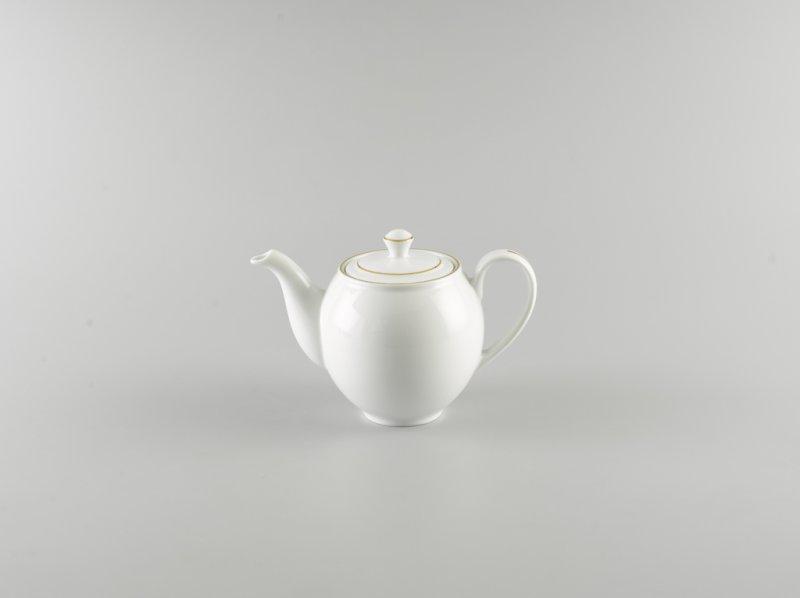 Bình trà 0.8l  CHỈ VÀNG