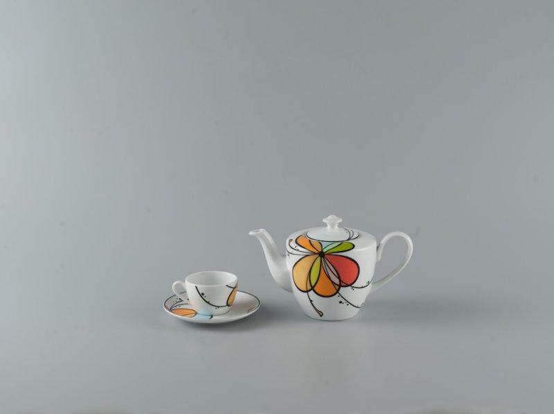 Bộ trà 0.65l BÓNG BAY