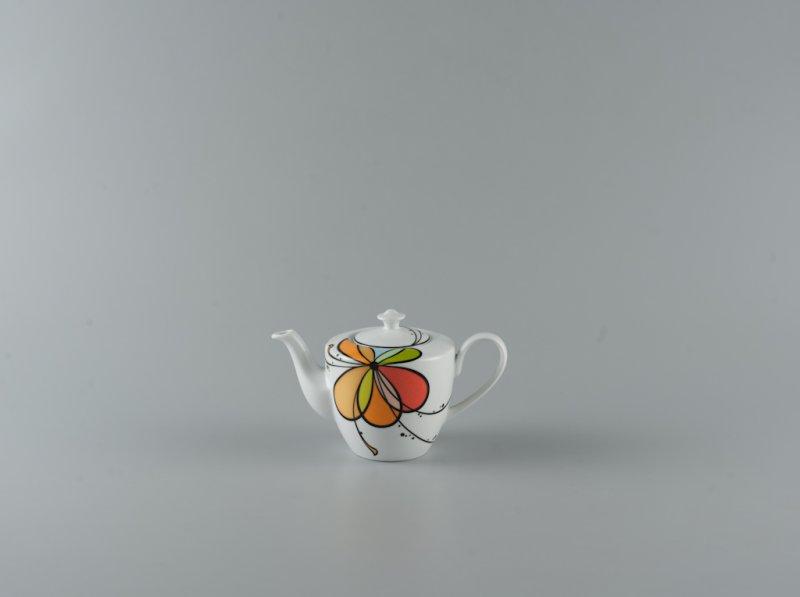 Bình trà 0.65l BÓNG BAY