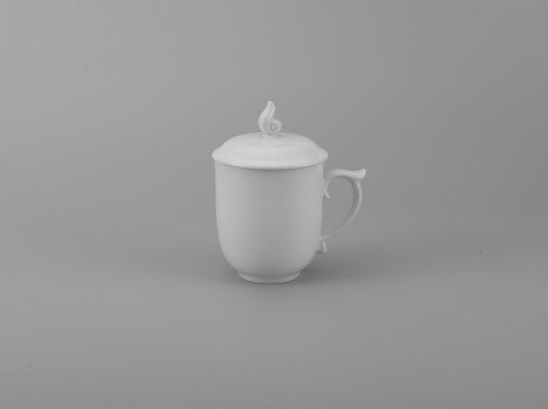 Ca trà 0.30l+nắp MẪU ĐƠN