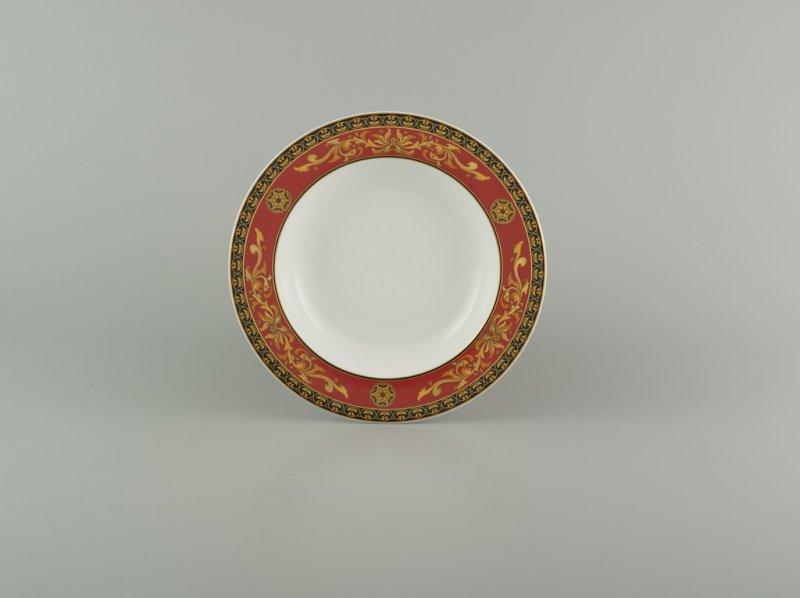 Dĩa tròn 20cm QUỐC SẮC