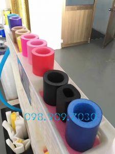Ống xốp PEFOAM bọc các loại ống dẫn dầu, ống dẫn điều hòa
