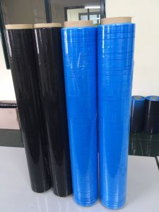 street film blue, black