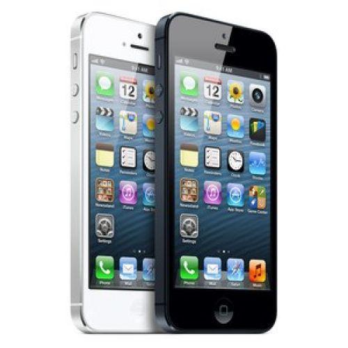Điện Thoại IPhone 5 16GB (Đen/Trắng)