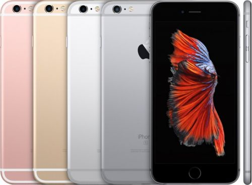iphone6s plus 32G ( GRAY_WHITE_PINK)FPT