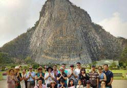 ĐOÀN KHÁCH VIỆT NAM - TOUR 24.28JAN 2018 - THAILAN BANGKOK PATTAYA