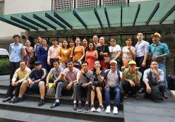 ĐOÀN AMWAY (GROUP C) THAM QUAN BANGKOK 12 - 15 OCT 2018