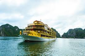 GOLDEN CRUISE 9999 HALONG (2 DAYS 1 NIGHT)