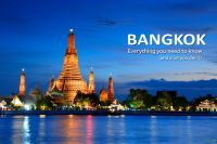 Du lịch tự túc Bangkok 4 ngày 3 đêm  chỉ Từ 2.650.000Đ/khách – Tặng buffet tầng 81 Baiyoke Sky