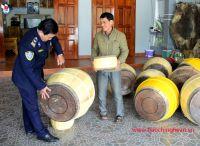 Tham quan và tìm hiểu làng nghề trống da truyền thống Thanh Văn