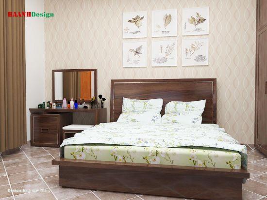 Thiết kế và thi công nội thất nhà thấp tầng Vĩnh Quỳnh – Hoàng Mai