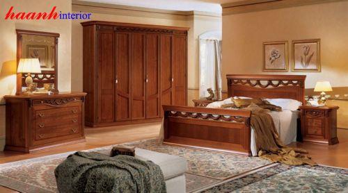 Mẫu phòng ngủ tân cổ điển BPC002