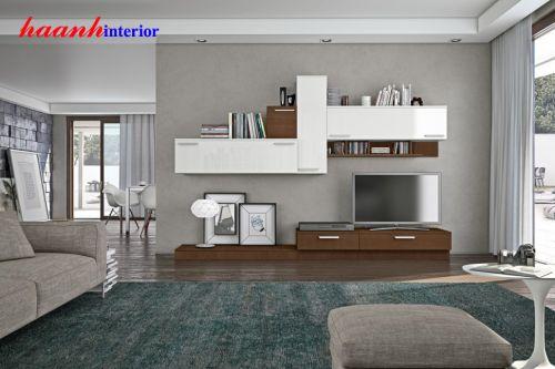 Kệ tivi trang trí phòng khách KTK004