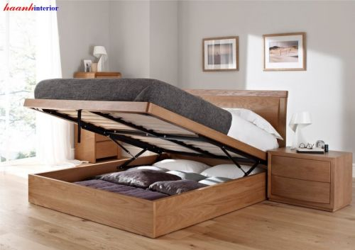 Giường ngủ GNH012