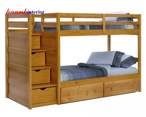 Giường tầng trẻ em GTE009