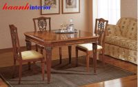 Bàn ghế ăn BCD007