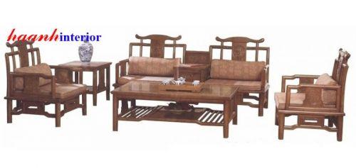 Bàn ghế phòng khách BGG013