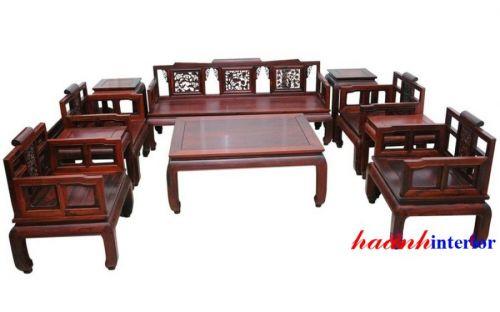 Bàn ghế phòng khách BGG014