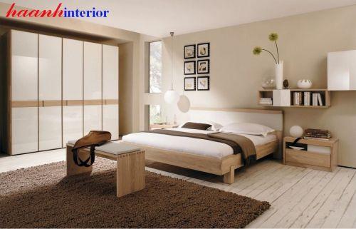 Phòng ngủ hiện đại BPN012