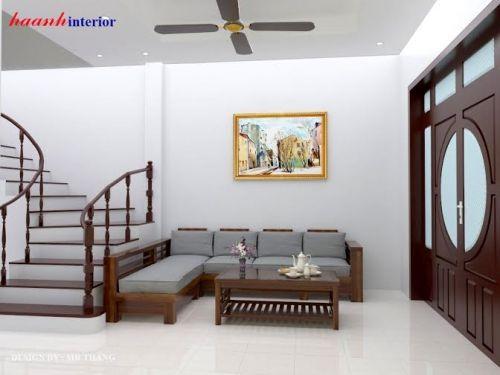 Sofa gỗ SFG015