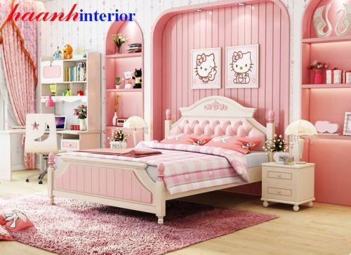 Phòng ngủ bé gái GTE023