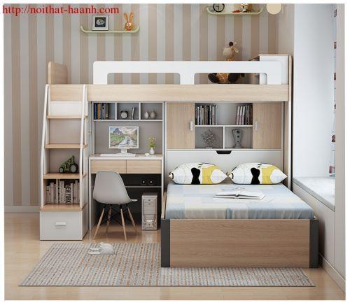 Phòng trẻ em gỗ công nghiệp GTE024