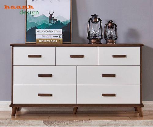 Tủ ngăn kéo gỗ công nghiệp tiện ích cho gia đình bạn. TKN 003