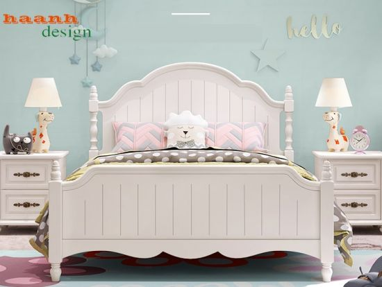 Nội thất phòng ngủ trẻ em rất đáng yêu và nhiều công năng PCB 017