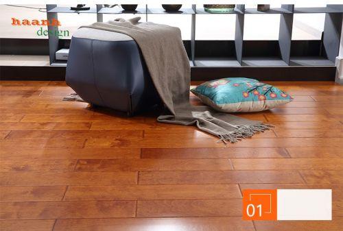 Sàn gỗ tự nhiên đẹp và chất lượng cao cấp. SGT 008