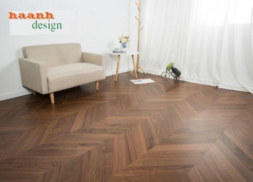 Sàn gỗ tự nhiên, gỗ hương chất lượng cao cấp. SGT 007