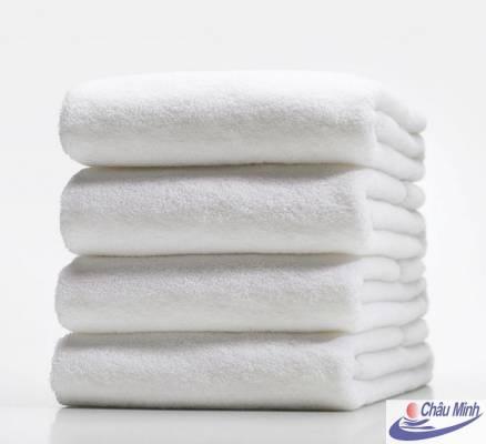 Khăn tắm cotton 65x130cm 320gr dùng trong khách sạn