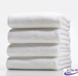 Khăn tắm cotton 65x130cm 350gr dùng trong khách sạn
