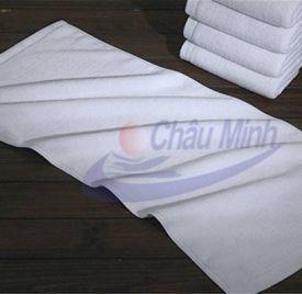 Khăn mặt cotton 40x70cm 150gr dùng trong khách sạn (Hàng cao cấp)