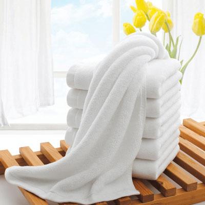 Khăn mặt cotton 34x70cm 130gr dùng trong khách sạn (Loại tốt).