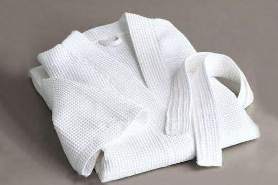 Áo choàng tắm người lớn dùng trong khách sạn