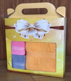 Set khăn quà tặng mừng ngày nhà giáo Việt Nam (tự chọn màu khăn)
