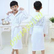 Áo choàng tắm trẻ em - size 2
