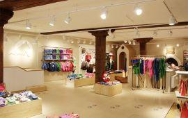 4 gợi ý thiết kế nội thất cửa hàng thời trang trẻ em thu hút