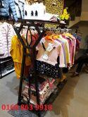 Giá treo quần áo đôi. G-192