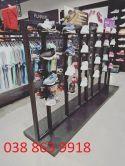 Giá trưng bày giày dép, phụ kiện. G-209