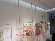 Giá treo quần áo thả trần. VG03
