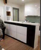 Tủ bếp bằng gỗ. NT11