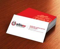 Mẫu in card visit giấy C0004