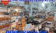 Trang web bán dụng cụ bếp inox uy tín - hơn 10 năm kinh nghiệm