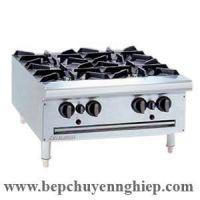 Bếp âu 4 họng bằng gas Berjaya OB4